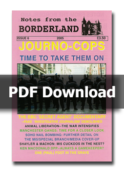 NOTES FROM THE BORDERLAND - Issue 6 - PDF Download